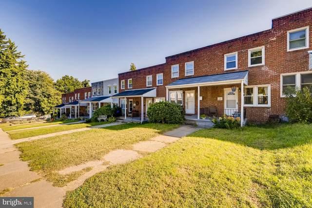 619 W 36TH Street, BALTIMORE, MD 21211 (#MDBA525584) :: Blackwell Real Estate