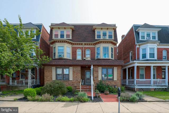 1104 W Market Street, YORK, PA 17404 (#PAYK146082) :: TeamPete Realty Services, Inc