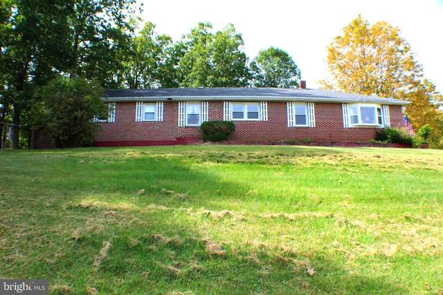 105 Roby Road, MAYSVILLE, WV 26833 (#WVGT103330) :: Hill Crest Realty