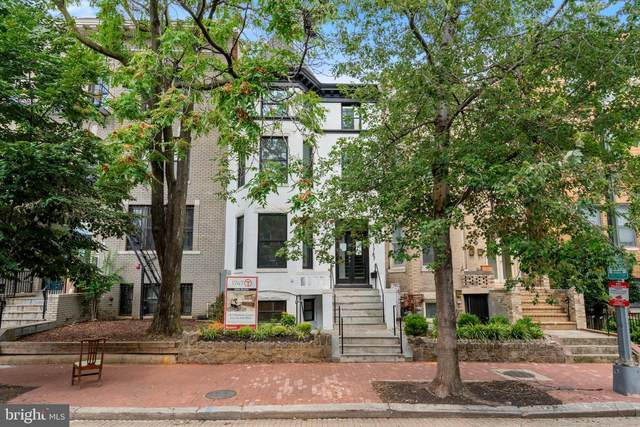 1747 T Street NW #5, WASHINGTON, DC 20009 (#DCDC488662) :: The Team Sordelet Realty Group