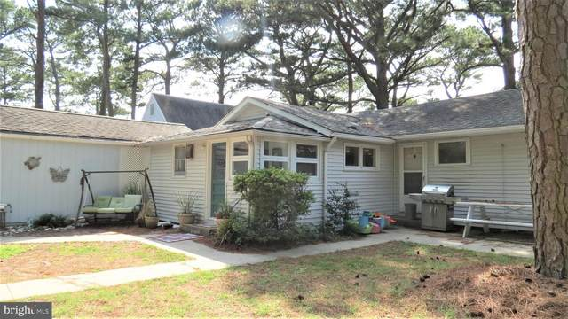 10100 Teal Lane, DEAL ISLAND, MD 21821 (#MDSO103952) :: The Redux Group