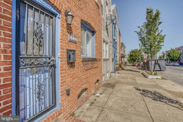 272 S Highland Avenue, BALTIMORE, MD 21224 (#MDBA525602) :: The MD Home Team