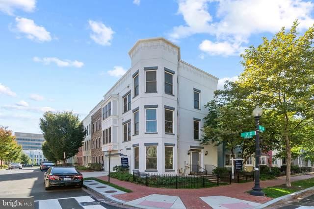 311 K Street SE, WASHINGTON, DC 20003 (#DCDC488678) :: The Redux Group