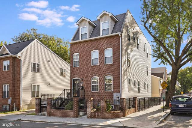621 16TH Street NE #1, WASHINGTON, DC 20002 (#DCDC488680) :: The MD Home Team