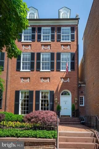 3327 N Street NW, WASHINGTON, DC 20007 (#DCDC488690) :: The Putnam Group