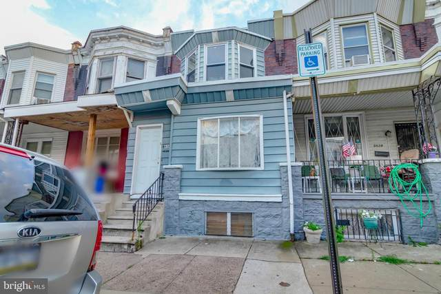 5626 Catharine Street, PHILADELPHIA, PA 19143 (#PAPH938748) :: The Lux Living Group