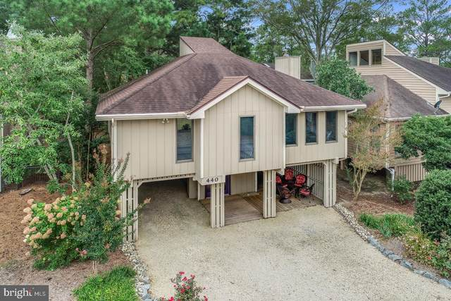 440 Black Gum Drive, BETHANY BEACH, DE 19930 (#DESU169890) :: Barrows and Associates