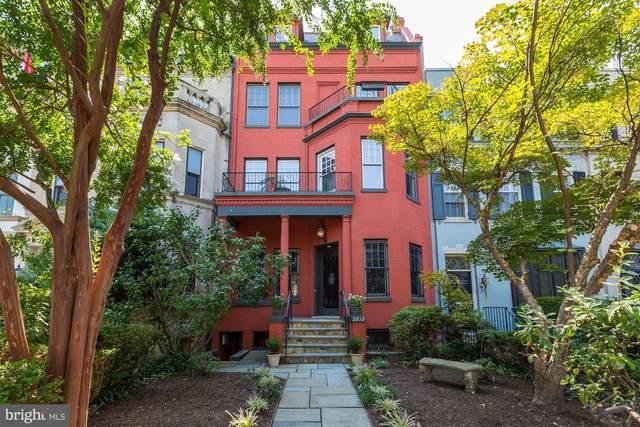 2212 Massachusetts Avenue NW, WASHINGTON, DC 20008 (#DCDC488694) :: Crossman & Co. Real Estate