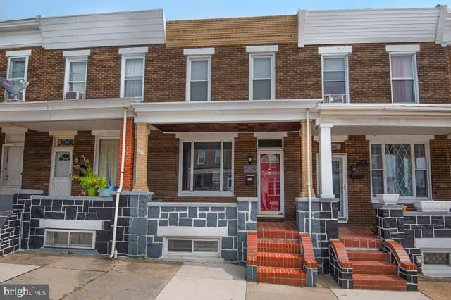 435 Cornwall Street, BALTIMORE, MD 21224 (#MDBA525620) :: Better Homes Realty Signature Properties