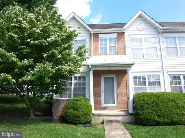 309 Mt Royal Avenue, ABERDEEN, MD 21001 (#MDHR252234) :: The Dailey Group