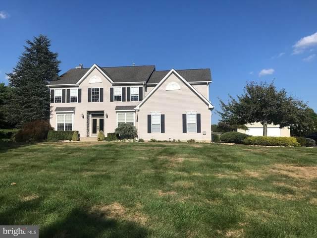 13 Letitia Drive, NEW EGYPT, NJ 08533 (#NJOC403260) :: Colgan Real Estate