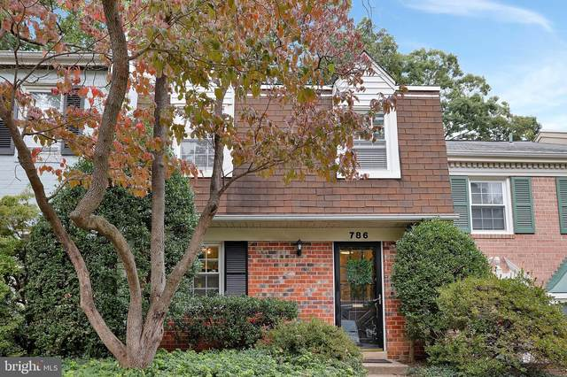 786 Azalea Drive #15, ROCKVILLE, MD 20850 (#MDMC727242) :: AJ Team Realty