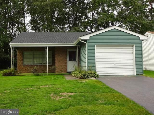 205 Huntington Drive, SOUTHAMPTON, NJ 08088 (#NJBL382652) :: John Smith Real Estate Group