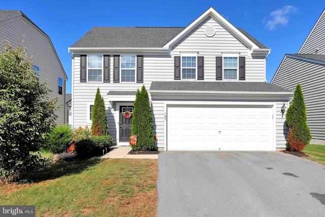 105 Tollerton Trail, FALLING WATERS, WV 25419 (#WVBE180656) :: SURE Sales Group