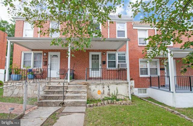 1032 Rockhill Avenue, BALTIMORE, MD 21229 (#MDBA525634) :: SURE Sales Group