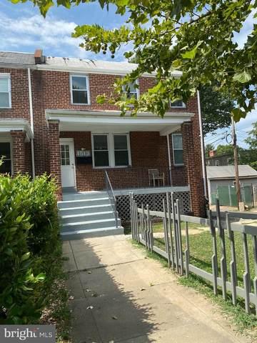1513 Oates Street NE, WASHINGTON, DC 20002 (#DCDC488718) :: Crossman & Co. Real Estate