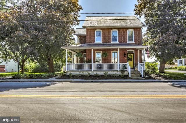 117 Miller Street, STRASBURG, PA 17579 (#PALA170748) :: The Craig Hartranft Team, Berkshire Hathaway Homesale Realty