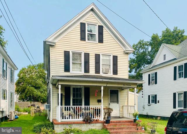 119 Willis Street, CAMBRIDGE, MD 21613 (#MDDO126122) :: Bob Lucido Team of Keller Williams Integrity