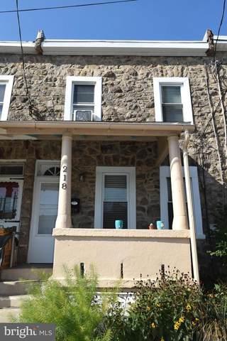 218 S Chestnut Street, AMBLER, PA 19002 (#PAMC665024) :: REMAX Horizons