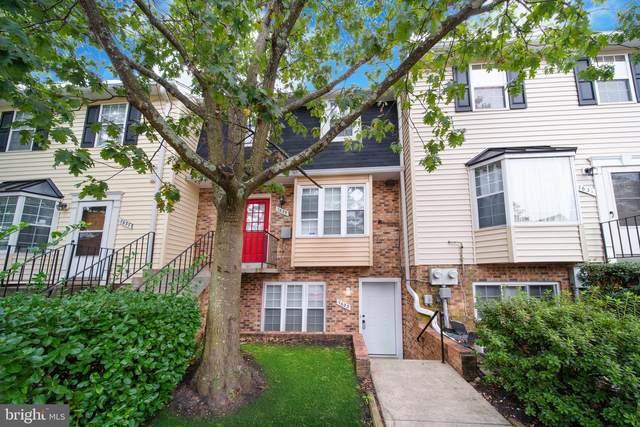 7633 S Arbory Lane S #358, LAUREL, MD 20707 (#MDPG582476) :: Corner House Realty