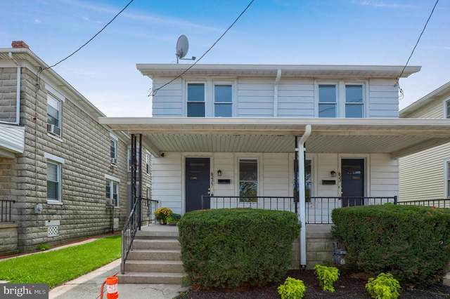 623 1/2 York Street, HANOVER, PA 17331 (#PAYK146130) :: TeamPete Realty Services, Inc