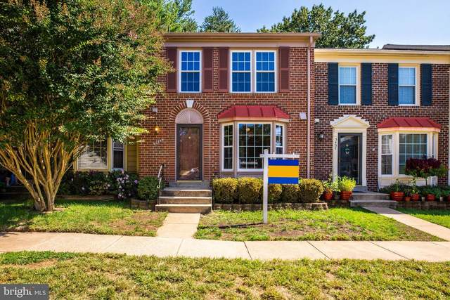 5435 New London Park Drive, FAIRFAX, VA 22032 (#VAFX1157552) :: Jennifer Mack Properties