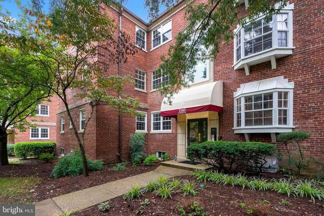 2103 N Scott Street #83, ARLINGTON, VA 22209 (#VAAR170234) :: AJ Team Realty