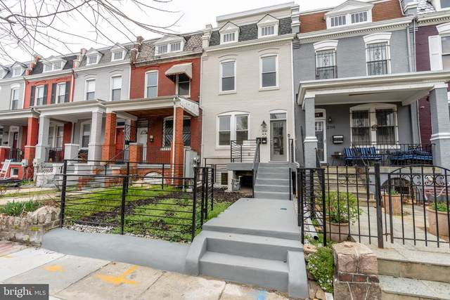 2121 4TH Street NE #2, WASHINGTON, DC 20002 (#DCDC488738) :: The Putnam Group