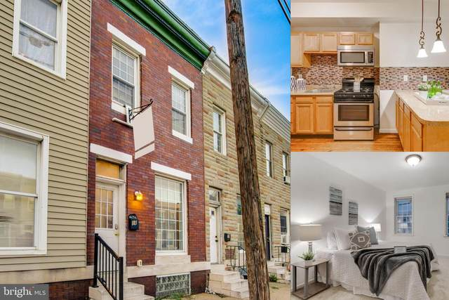 16 S Kresson Street, BALTIMORE, MD 21224 (#MDBA525660) :: The MD Home Team