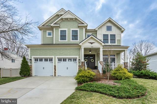 508 Meadow Lane SW, VIENNA, VA 22180 (#VAFX1157570) :: Pearson Smith Realty