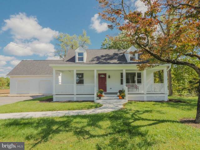 6151 Oakland Mills Road, SYKESVILLE, MD 21784 (#MDCR199976) :: Jacobs & Co. Real Estate
