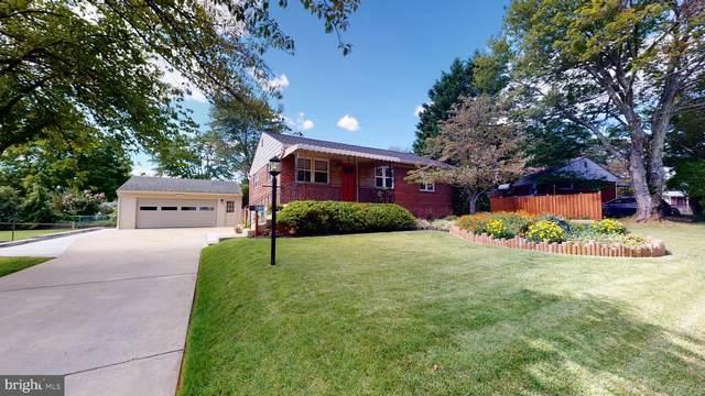 4515 Aspen Hill Road, ROCKVILLE, MD 20853 (#MDMC727288) :: V Sells & Associates | Keller Williams Integrity