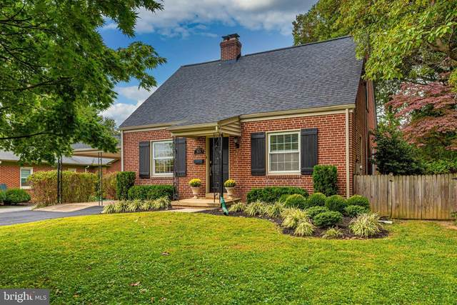 515 Wilson Place, FREDERICK, MD 21702 (#MDFR271350) :: Crossman & Co. Real Estate