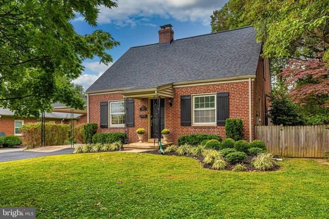 515 Wilson Place, FREDERICK, MD 21702 (#MDFR271350) :: V Sells & Associates | Keller Williams Integrity