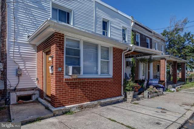 24 Leighton Terrace, UPPER DARBY, PA 19082 (#PADE528252) :: Team Caropreso