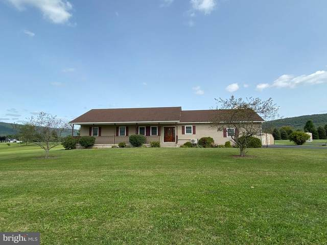 121 Mount Eagle Trail Road, TOWER CITY, PA 17980 (#PASK132554) :: The Craig Hartranft Team, Berkshire Hathaway Homesale Realty