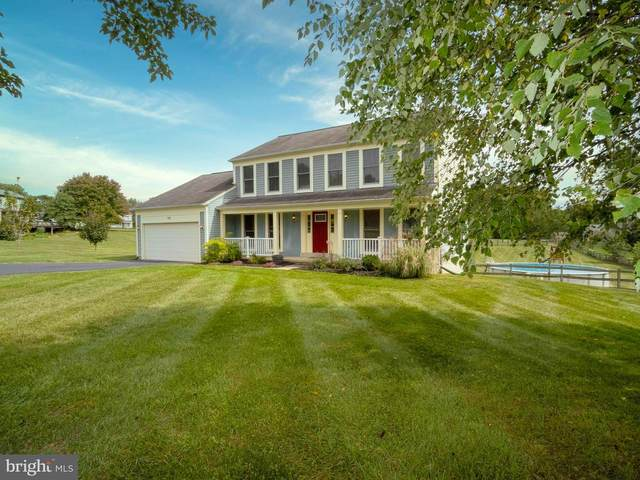 158 Horseshoe Lane, SHENANDOAH JUNCTION, WV 25442 (#WVJF140264) :: AJ Team Realty