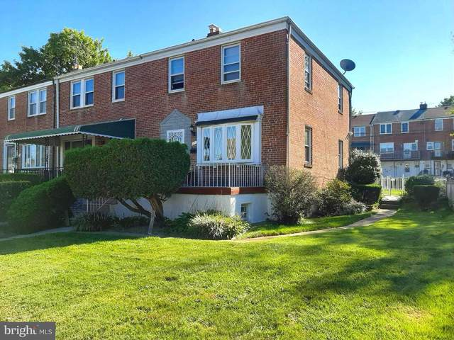 806 Cooks Lane, BALTIMORE, MD 21229 (#MDBA525678) :: Advon Group