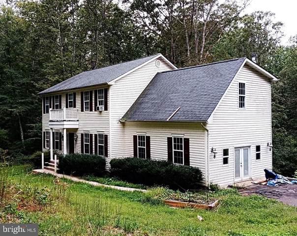 4115 Cabin Road, REVA, VA 22735 (#VACU142692) :: The Riffle Group of Keller Williams Select Realtors