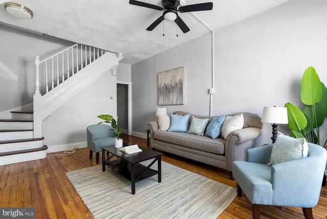 103 N Payson Street, BALTIMORE, MD 21223 (#MDBA525682) :: Coleman & Associates