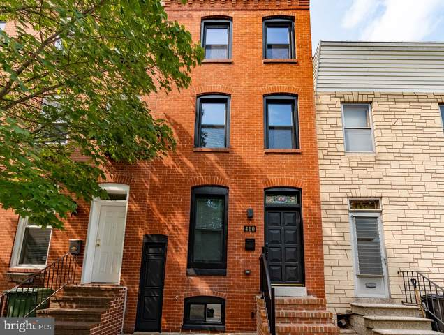 410 S Collington Avenue, BALTIMORE, MD 21231 (#MDBA525706) :: Jennifer Mack Properties