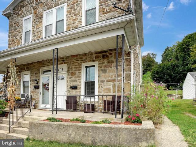 403 Coal Street, PORT CARBON, PA 17965 (#PASK132558) :: The Craig Hartranft Team, Berkshire Hathaway Homesale Realty