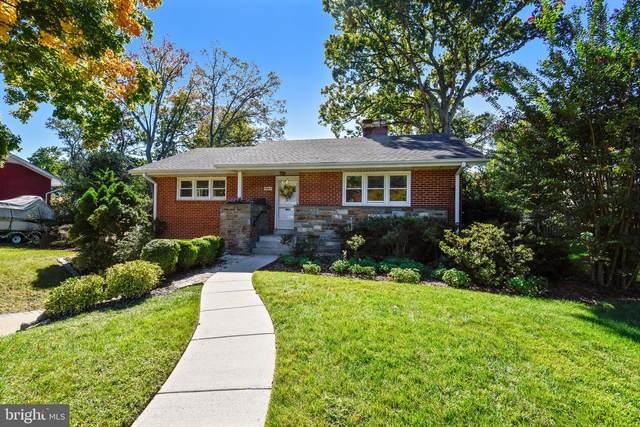 1805 Rollins Drive, ALEXANDRIA, VA 22307 (#VAFX1157630) :: Certificate Homes