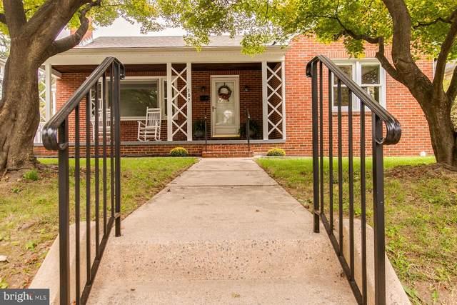 107 W 12TH Street, FREDERICK, MD 21701 (#MDFR271366) :: Crossman & Co. Real Estate