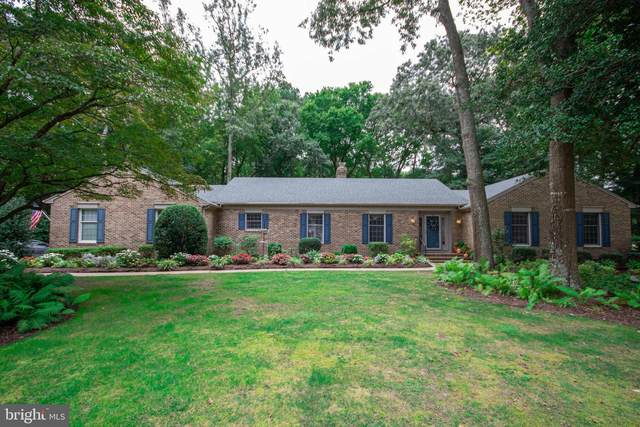 3881 Five Friars Road, SALISBURY, MD 21804 (#MDWC109942) :: ExecuHome Realty