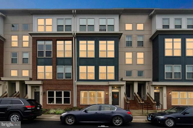 534 Copley Place 2-A, GAITHERSBURG, MD 20878 (#MDMC727350) :: The Redux Group