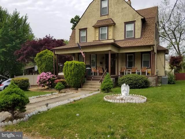 138 Clifton Avenue, SHARON HILL, PA 19079 (#PADE528280) :: Pearson Smith Realty