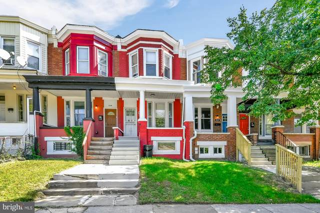 3539 Old York Road, BALTIMORE, MD 21218 (#MDBA525728) :: The MD Home Team
