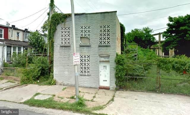 501 S Gilmor Street, BALTIMORE, MD 21223 (#MDBA525730) :: Better Homes Realty Signature Properties