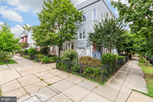 1350 F Street NE, WASHINGTON, DC 20002 (#DCDC488854) :: AJ Team Realty